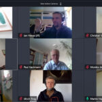 Kick-off Meeting in Virtual Space