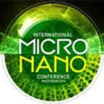 Meet us @ MicroNanoConference 2020