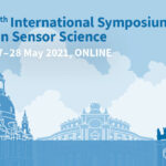 Meet us @ 8th International Symposium on Sensor Science